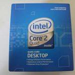 CPUをE6750からQ6700へ交換・ベンチマーク比較