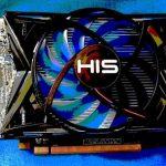 Radeon HD5750のベンチマークと温度と消費電力