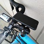 【レビュー】自転車・バイク用スマホスタンド「TiGRA Sport MountCase for iPhone 8/7」