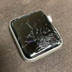 Apple Watch 3の画面が割れたので修理に出した