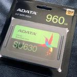 1万円以下で買える約1TBのSSD「Ultimate SU630」をPCとPS4で試してみた