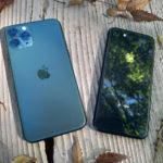iPhone 11 Pro と iPhone 8を比較してみた