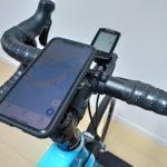 TiGRA Sportの汎用マウントとケースでiPhone11 Proに対応させてみた