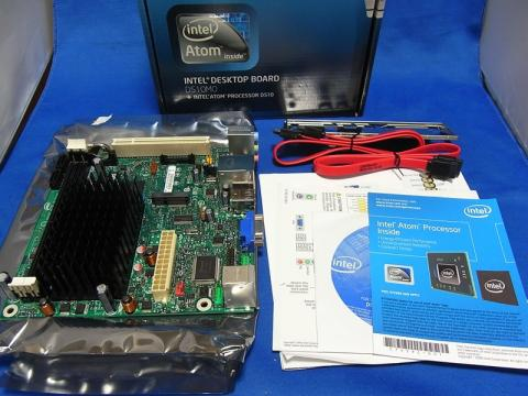 Intel Desktop Board D510MO