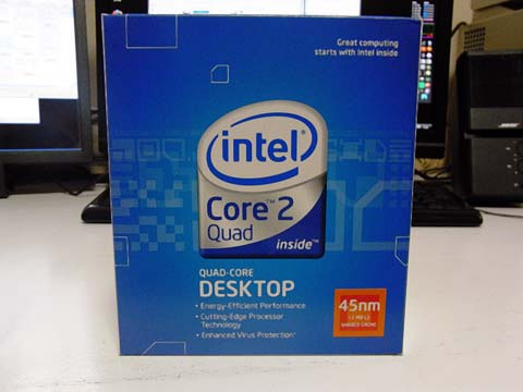 Intel Core 2 Quad Q9550